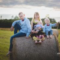 Portree ja pere